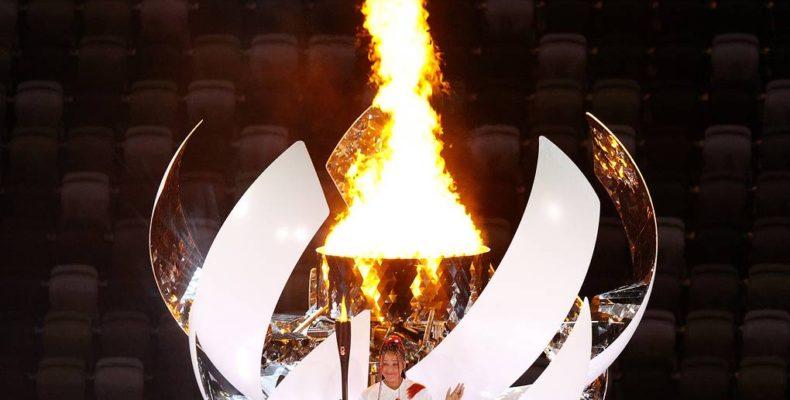 Олимпийские игры 2020 в Токио — церемония открытия