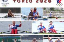 Академическая гребля на летних Олимпийских играх 2020