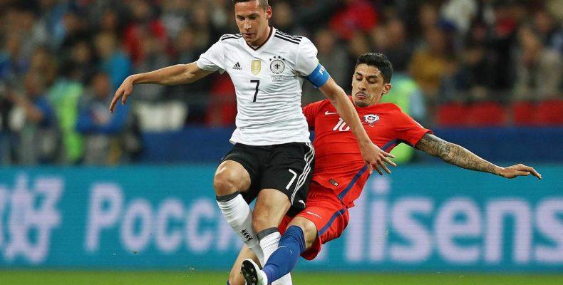 Германия-Чили — Кубок конфедераций 22 июня 2017