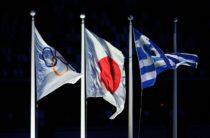 Олимпийские игры 2020  — церемония закрытия