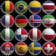 Группы ЧМ 2018 по футболу