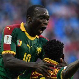 Камерун-Австралия — Кубок конфедераций 22 июня 2017