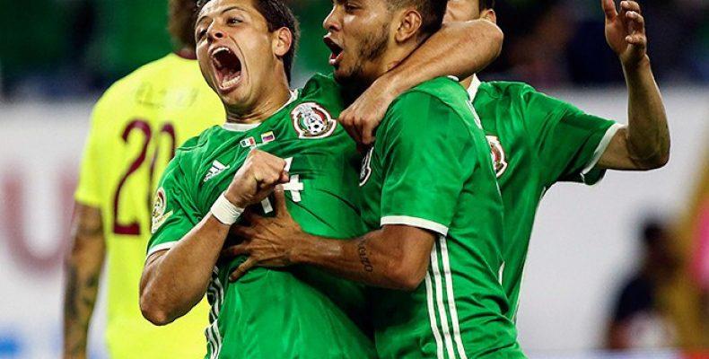 Мексика-Новая Зеландия — Кубок конфедераций 21 июня 2017