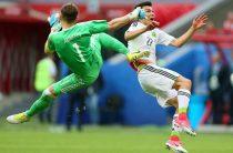 Мексика-Россия — Кубок конфедераций 24 июня 2017
