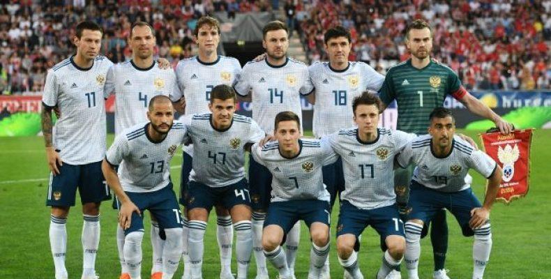 Окончательный состав сборной России по футболу на ЧМ-2018