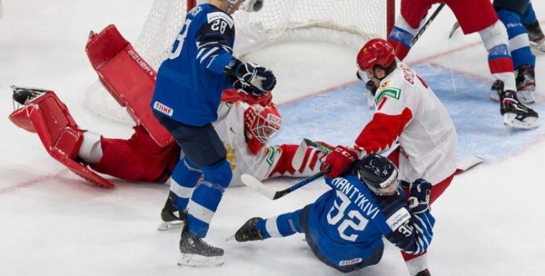 Молодежный чемпионат мира по хоккею — Россия проиграла Финляндии, отчет, видео
