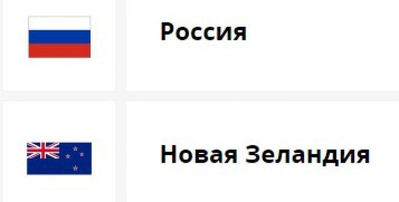 Россия-Новая Зеландия 17 июня 2017 -2:0- Кубок конфедераций