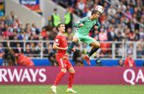 Россия-Португалия — Кубок конфедераций 21 июня 2017