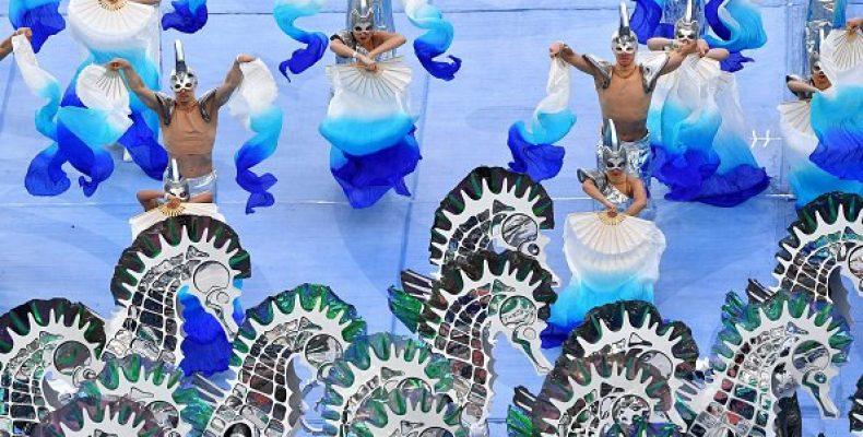 Церемония открытия Кубка конфедераций 2017: фото, видео, смотреть онлайн